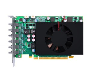 Matrox C680 Six-Output Graphics Card C680-E4GBF