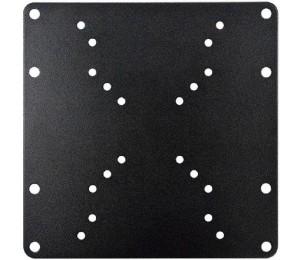 Atdec Accessory Adaptor Plate Black Ac-Ap-2020