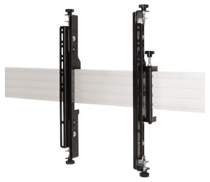 Atdec Adm-B-V400M - Vesa 400 Fixed Brackets With Fine Adjustments (Set Of Two) Adm-Bv400M