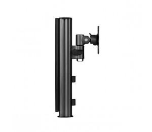 Atdec Systema S1340B Single Monitor Mounting Kit - 1x 130mm Mount with 400mm Modular Desk Post