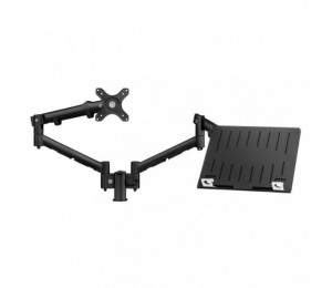 Atdec Systema Sncs10b Monitor/notebook Mounting Kit - 2x Dynamic Spring Assisted Mount Arms