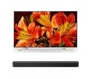 "Sony Bravia 75"" Qfhd Premium 4K (3840 X 2160), Edge Led, Hdr, Android, 17/ 7Hrs, X-Reality Pro"