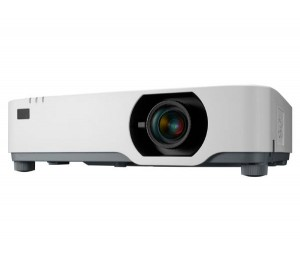 Nec P525Ulg Dlp Laser Projector/ Wuxga/ 5200Ansi/ 500 000:1/ Hdmi/ 20W X1/ Hdbaset/ Usb Display Np-P525Ulg