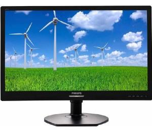 """Philips Monitor 24"""" 16:9 LED, 241S6QYMB, 1920x1080, T/S/P/HAS, Input: DP/VGA/DVI, VESA, Speakers"""