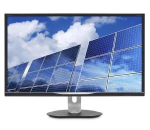 """Philips Monitor 32"""" 16:9 Qhd Lcd 328b6qjeb 2560 X 1440 Input- Hdmi Mhl Displayport Dvi And Vga"""