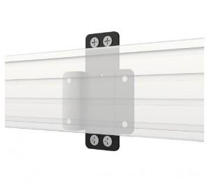 Atdec ADM-WF2 - Rail to Wall Attachment Fixture ADM-WF2