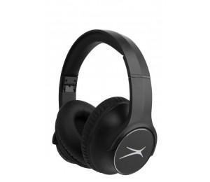 Altec Lansing R3Volution X Headphones - Bluetooth Over-The-Head Headphones (Wireless Bluetooth 10 Hrs Battery) Mzx009-Blk