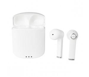 Altec Lansing True Air Wireless Earphones White - MZX634-WHT