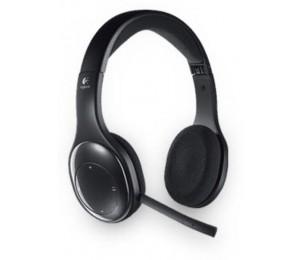 Logitech Wireless Bluetooth Headset H800 981-000458