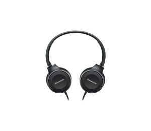 Panasonic Rp-hf100 Stereo Headphones - Black Rp-hf100-k