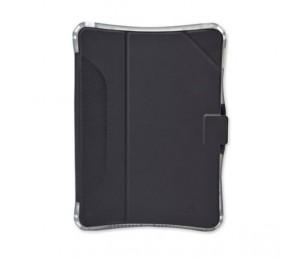 Brenthaven Edge Folio For Ipad Mini 5 And Mini 4 - Designed For Apple Ipad Mini 5 And Mini 4 (Models: A2133 A2124 A2126 A2125 A1538 A1550) 2872