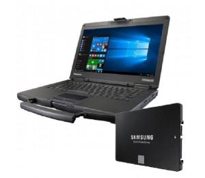 "Panasonic Toughbook Cf-54 (14.0"") Mk3 - Bundled With Samsung 500gb Ssd And Installation Cf-54h1635va-bun3"