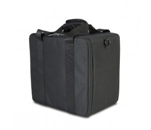 """Everki Cube Hard-Sided 6 Tablet Carrying Case For Tablets Up To 12"""" Ekf900"""
