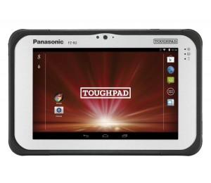 "Panasonic Toughpad FZ-B2 (7.0"") Mk2 with 4G & 12 Point Satellite GPS FZ-B2D200MAA"