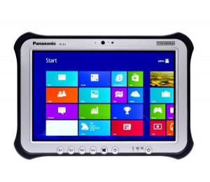 "Panasonic Toughpad FZ-G1 (10.1"") Mk4 with 4G, 72 Point Dedicated Satellite GPS & 256GB SSD"