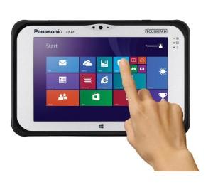 "Panasonic Toughpad FZ-M1 (7.0"") Mk2 with 4G, 12 Point Satellite GPS & 8GB Ram FZ-M1F200MVA"