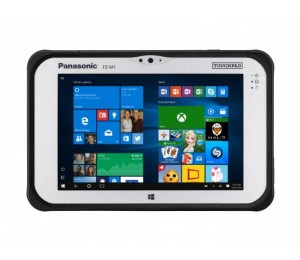 "Panasonic Toughpad Fz-M1 (7.0"" ) Mk3 With 8Gb Ram & 4G (Inc.12 Point Satellite Gps) Fz-M1Jdaakva"