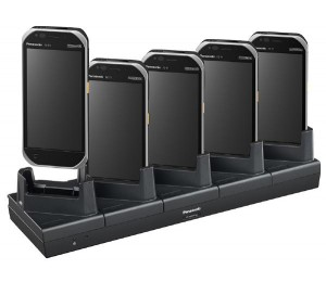 Panasonic Fz-T1 5-Bay Device Cradle (Charge Only) Fz-Vch5T1Aaa