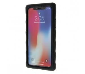 Gumdrop DropTech iPhone X Case - Designed for: iPhone X DTC-APHX-BLK_SMK