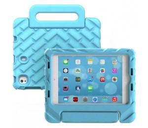 Gumdrop Foamtech For Ipad Mini 4 Case Blue (1, 2, 3, 4) - Designed For: Apple Ipad Mini 1, 2,