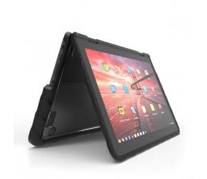 Gumdrop Droptech Lenovo 300e Chromebook Case - Designed For: Lenovo 300e Dt-l300e-blk