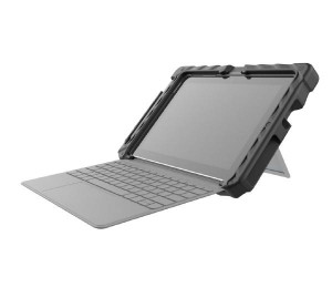 Gumdrop Foamtech Microsoft Surface Go Case - Designed For: Microsoft Surface Go Ft-Mssurgo-Blk