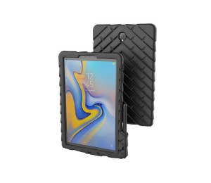 """Gumdrop Droptech Rugged Samsung Tab S4 Case - Designed For Samsung Tab S4 10.5"""" Dt-Sgtabs410.5-Blk"""