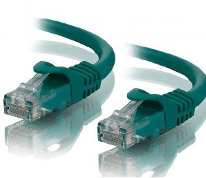 ALOGIC 10m Green CAT6 network Cable C6-10-Green