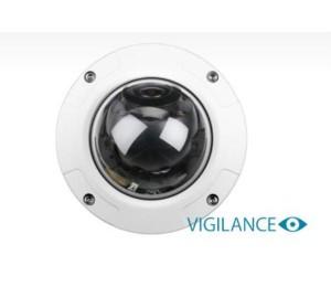 D-link Dcs-4633ev Vigilance 3mp Full Hd Day & Night Outdoor Vandal-proof Mini Dome Poe Network Camera