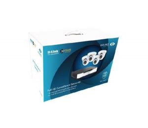 D-LINK DNR16-4802-4 Surveillance Kit DNR16-4802-4