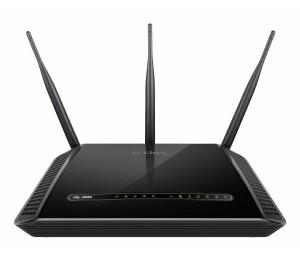 D-LINK DSL-2888A PYTHON Dual Band Wireless AC1600 Gigabit ADSL2+/VDSL2 Modem Router DSL-2888A