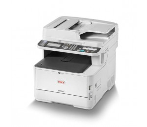 OKI MC363dn Colour A4 26 - 30ppm Network AirPrint, Google Cloud Print, Duplex 350 sheet +options