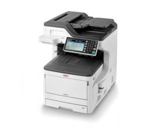 OKI Mc873Dn Colour A3 35 - 35Ppm (A4 Spd) Network Duplex 400 Sheet +Options 4-In-1 Mfp 45850206