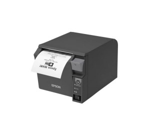 Epson Epson TM-T70II with Built-in USB & Ethernet (UB-E04) (Power Supply included, no power cable)