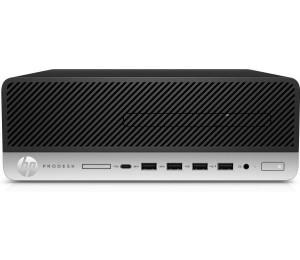 Hp Prodesk 600 G4 Sff -4vg26pa- Intel I5-8500/ 8gb/ 256gb/ Dvd/ W10p/ 3-3-3 4vg26pa