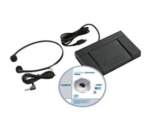 Olympus As-9000 Professional Transcription Kit ( For The Ds9X00 But Works With All Olympus Voice