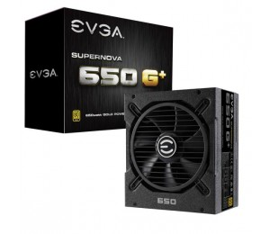 Evga Psu (full-modular), 650w, 80+ Gold, G+, 10 Year Warranty 120-gp-0650-x4
