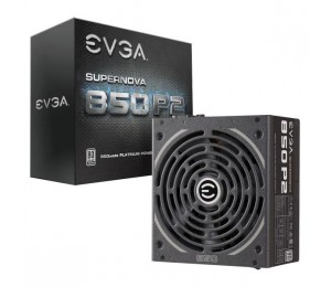 Evga Psu (full-modular), 850w, 80+ Platinum 94%, Supernova P2, 140mm Fan, 6xpcie, Single