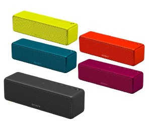 Sony Hi-res Multi Room Portable Speaker Srshg1b