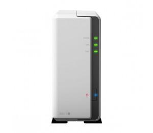 "Synology Diskstation Ds119j 1-bay 3.5"" Diskless 1xgbe Nas (tower) (soho) Marvell 800mhz 2xusb2"