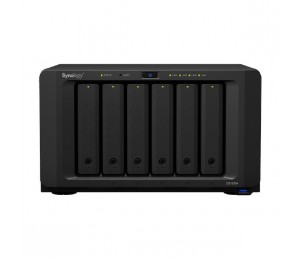 """Synology DiskStation DS1618+ 6-Bay 3.5"""" Diskless 4xGbE NAS (Tower) (SMB) Intel Atom Quad Core 2.1GHz"""