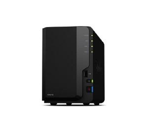 "Synology DiskStation DS218 2-Bay 3.5"" Diskless 1xGbE NAS (Tower) (HMB), Realtek RTD1296 quad-core"