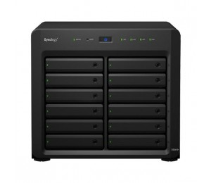 "Synology Diskstation Ds2419+ 12-Bay 3.5"" Diskless Quad-Core 2.1Ghz 4Xgbe Nas (Scalable) ( Expansion"