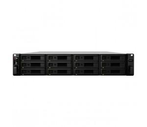 "Synology RackStation RS3618xs 12-Bay 3.5"" Diskless 4xGbE NAS (2U Rack), Intel Xeon D-1521 quad-core,"