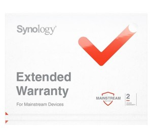 Synology Warranty Extension - Extend warranty from 3 years to 5 Years on RS818+ and RS818RP+ EW202