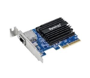 Synology E10g18-t1 Ethernet Adapter 10 Gigabit Single Rj45 Connector 5 Year Warranty E10g18-t1