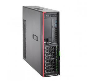 "Fujitsu Primergy Tx1320M4 Sff Red Psu E-2136 6C/ 12T 3.3Ghz 16Gb Ram (1/ 4) 2.5"" Sas/ Sata (0/"