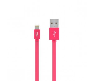 Team Group Lightning Cable Pink- 100cm Length Apple Mfi Certified Twc08k01