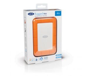 "Lacie PORTABLE 2.5"" DRIVE:1TB USB3 Rugged LAC301558"
