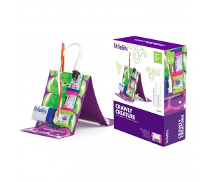 Littlebits Crawly Creature Hall Of Fame Kit Lb-680-0013